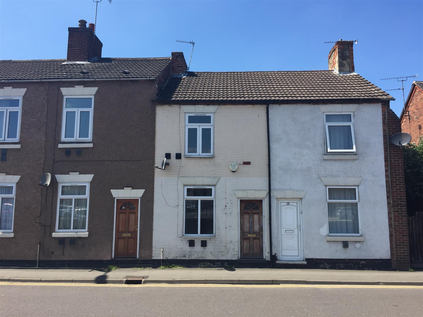 Studio Flat for sale in Orchard Street, Burton-On-Trent